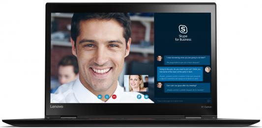 "Ультрабук Lenovo ThinkPad X1 Carbon 4 14"" 1920x1080 Intel Core i5-6200U 20FB006PRT"