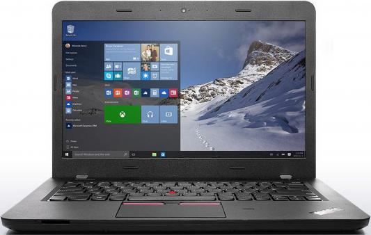 "Ноутбук Lenovo ThinkPad Edge E460 14"" 1920x1080 Intel Core i5-6200U 20ETS06500"