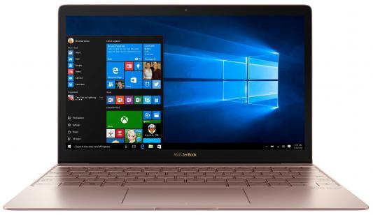 """Ультрабук ASUS Zenbook 3 UX390UA 12.5"""" 1920x1080 Intel Core i7-7500U 90NB0CZ2-M03310"""