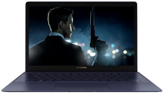 """Ультрабук ASUS ZenBook 3 UX390UA 12.5"""" 1920x1080 Intel Core i5-7200U 90NB0CZ1-M03300"""
