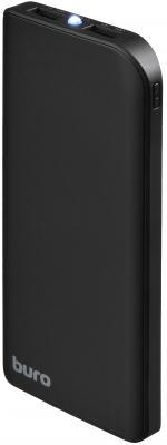 Портативное зарядное устройство Buro RA-8000 8000мАч черный