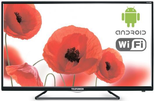 Телевизор Telefunken TF-LED42S39T2S черный