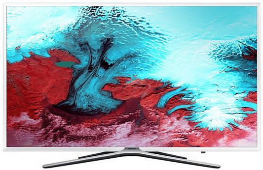 Телевизор Samsung UE49K5510BUXRU белый