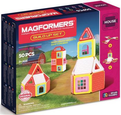Магнитный конструктор Magformers Build Up Set 50 элементов 705003