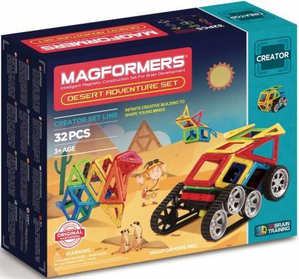 Магнитный конструктор Magformers Adventure Mountain 32 элемента 703010