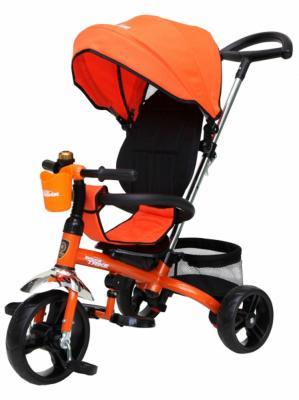 """Велосипед Navigator Lexus 10""""/8"""" оранжевый Т58450"""