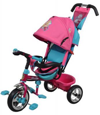 """Велосипед Navigator Lexus Barbie 10""""/8"""" розовый Т57595"""