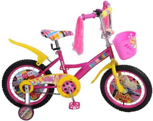 """Велосипед Navigator Barbie Basic KITE 16"""" розовый ВН16108К"""