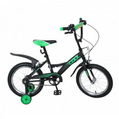 """Велосипед Навигатор Basic COOL 16"""" зеленый 8887856922852"""