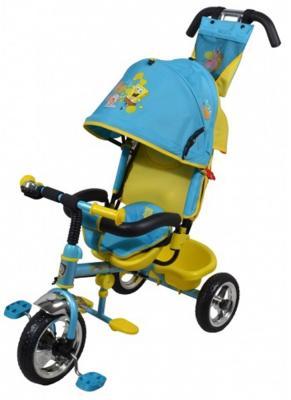 """Велосипед Navigator Lexus Губка Боб 10""""/8"""" голубой Т57593"""