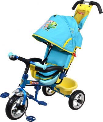 "Велосипед Navigator Фиксики 10""/8"" голубой Т58462"
