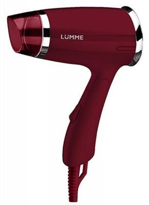 Фен Lumme LU-1042 красный гранат