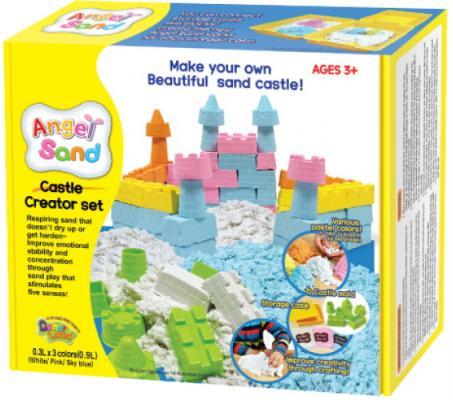 Набор для творчества ANGEL SAND Замок МА02011