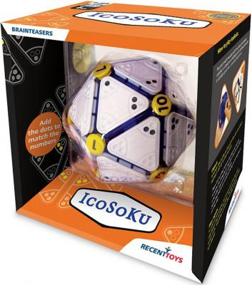 Головоломка Recent Toys Судоку-шар от 8 лет RT41 (RT22) головоломка recent toys brainstring r rt47