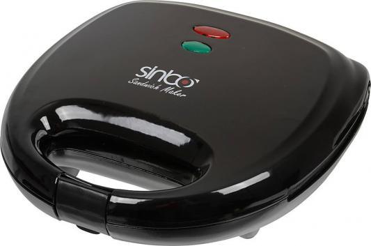 Сэндвичница Sinbo SSM 2522G чёрный