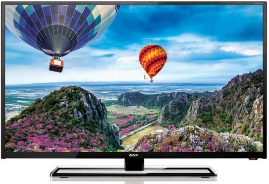 Телевизор BBK 32LEM-1027/TS2C черный led телевизор bbk 40lem 1027 ts2c