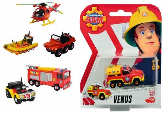 Игровой набор Dickie Пожарный Сэм красный 7.5 см