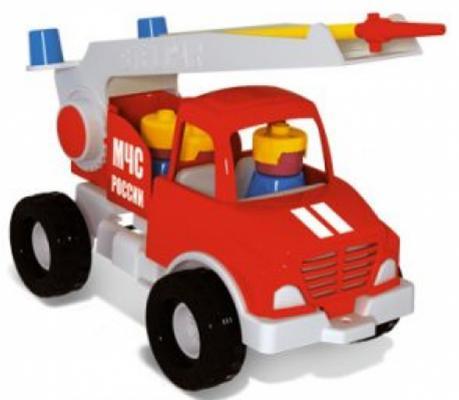 Машина Stellar Пожарная машина красный 22 см 01430 viking toys пожарная машина джамбо 28 см
