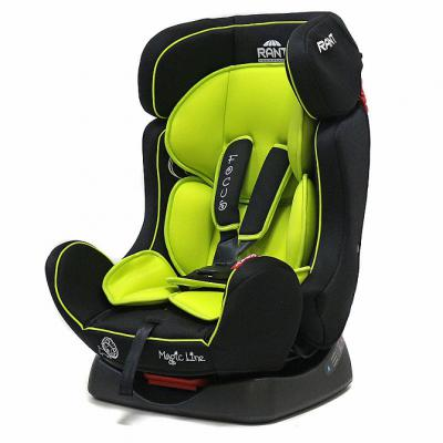 Автокресло Rant Focus (green)