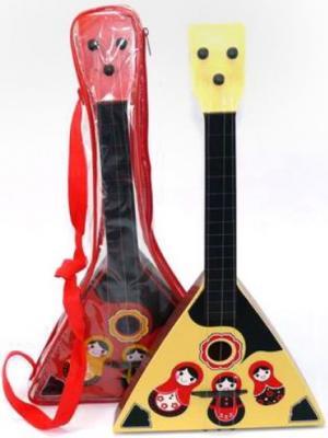 Купить Балалайка Shantou Gepai 3 струны В-78А B-78A, Детские музыкальные инструменты