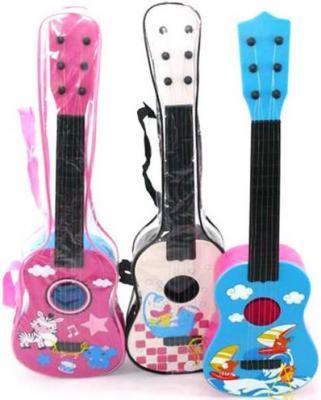 Гитара Shantou Gepai Детская 6 струн, 56см в ассортименте