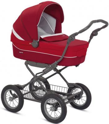 Коляска для новорожденного Inglesina Sofia на шасси Ergobike Slate (AB15H6AMN + AE15H6100)