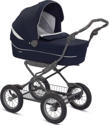 Коляска для новорожденного Inglesina Sofia на шасси Ergobike Slate (AB15H6MAR + AE15H6100)