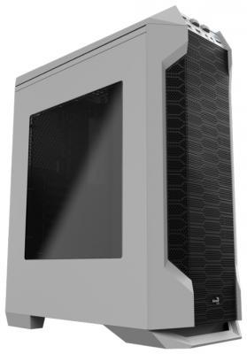 все цены на Корпус ATX Aerocool LS-5200 Без БП белый онлайн