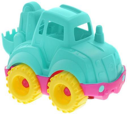 Трактор Шкода 4607006449220 разноцветный ролевые игры шкода набор 1