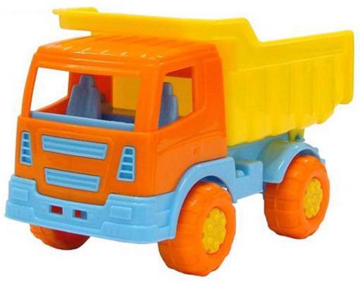 Самосвал Полесье Tёма в ассортименте 16.5 см игрушка полесье констрак автомобиль самосвал 9654