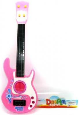 Гитара Shantou Gepai Dream Country, 4 струны, 50см игрушка shantou gepai гитара 941731 7237