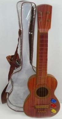 Гитара Shantou Gepai акустическая, 4 струны, свет, звук 19099C
