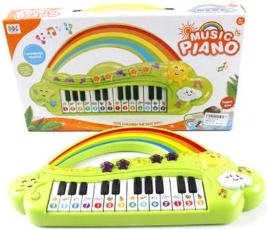 Пианино Shantou Gepai Радуга 738