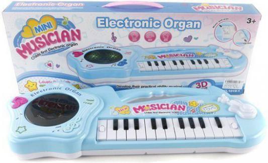 Пианино Shantou Gepai Mini Musician (свет), 22 клавиши 1019-1