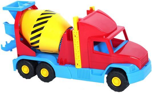 Бетономешалка Wader Super Truck разноцветный 58.5 см 36590 бетономешалка wader super truck 58 5 см разноцветный 36590