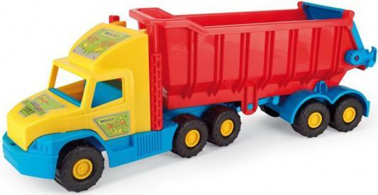 Грузовик Wader Super Truck разноцветный 78 см