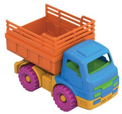 Спецтехника Нордпласт Кузнечик 22.5 см разноцветный в ассортименте 36 машины нордпласт мусоровоз спецтехника
