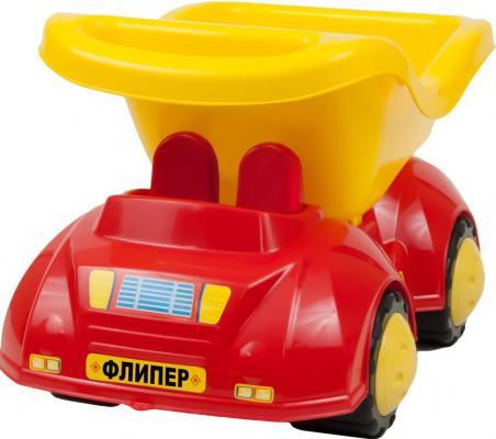 Купить Автомобиль zebratoys Флипер красный 15-5331, Детские модели машинок