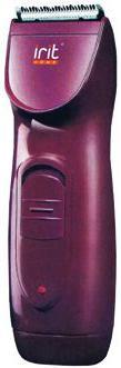 Машинка для стрижки волос Irit IR-3351 красный