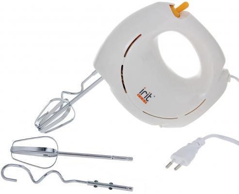 Миксер ручной Irit IR-5406 200 Вт белый