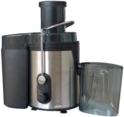 Соковыжималка Irit IR-5604 700 Вт нержавеющая сталь чёрный серебристый IR-5604