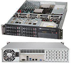 Серверная платформа SuperMicro SYS-6028R-TT