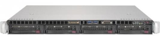 Серверная платформа SuperMicro SYS-5019S-MT платформа supermicro sys 5019s m2 raid 1x350w