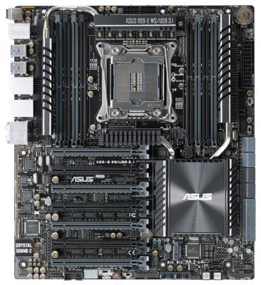 Материнская плата ASUS X99-EWS/USB3.1