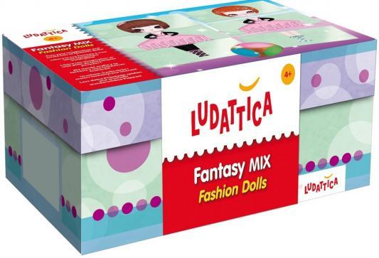 Настольная игра Ludattica развивающая Мода микс 52349