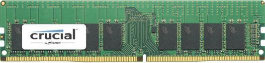 Оперативная память 16Gb PC4-19200 2400MHz DDR4 DIMM Crucial CT16G4RFD824A
