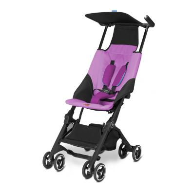 Прогулочная коляска GB Pockit (posh pink) gb коляска прогулочная beaula d620j1 gb черный