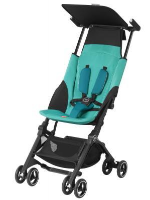 Прогулочная коляска GB Pockit (capri blue) коляска прогулочная gb beli air 4 capri blue