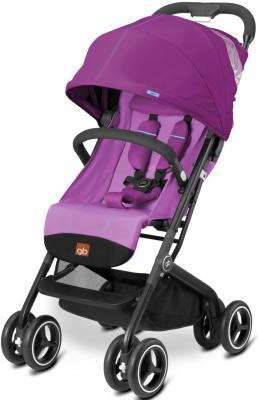 Прогулочная коляска GB Qbit Plus (posh pink) прогулочная коляска carmella princess pink page 7