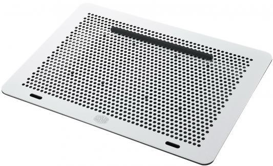 Подставка для ноутбука до 17 Cooler Master MasterNotepal Pro MNY-SMTS-20FY-R1 пластик/алюминий серебристый teclast master t8 tablet pc fingerprint recognition